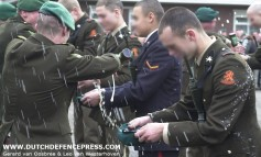 EARNING THE GREEN BERET