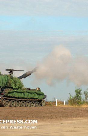 Wapen der Artillerie, een dynamische toekomst in het verschiet