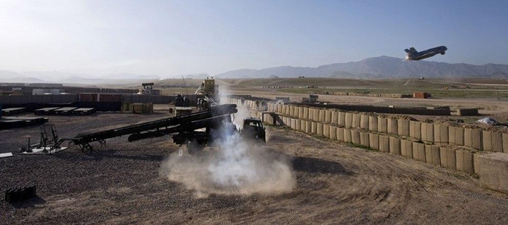 Nederlandse Sperwer kiest voor de eerste maal Afghaans luchtruim