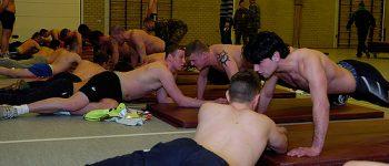 Dutch Special Forces Regiment try-out