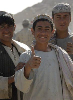 Weerzien met Afghanistan
