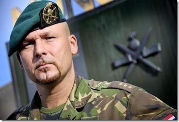 Nederland heeft er een nieuwe Ridder der Militaire Willems-Orde bij