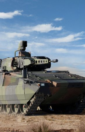 Billion plus order for Rheinmetall -- Go-ahead given for serial production of 405 Puma infantry fighting vehicles for the Bundeswehr