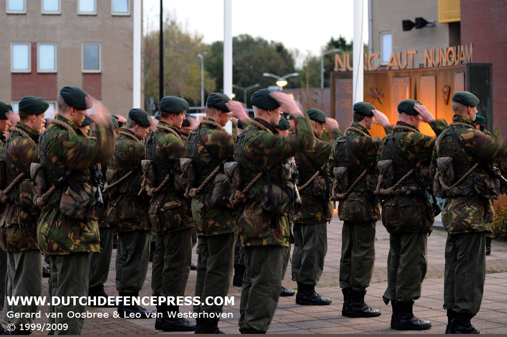 Aspirant-commando's openen de jacht op de 'Groene Baret'