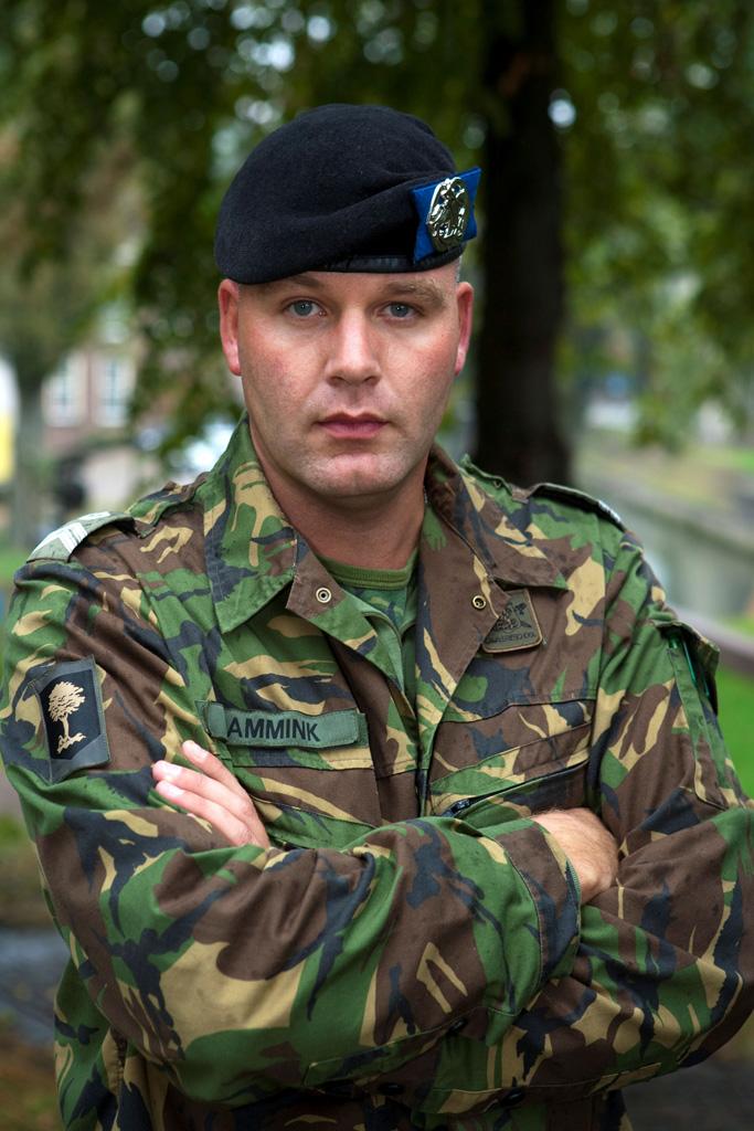 opperwachtmeester-Marc-Hammink---Kruis-van-Verdienste