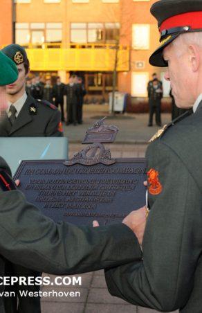Pionierswerk eerste commando's 'Vipers' in Uruzgan wordt beloond met unieke eenheidsonderscheiding