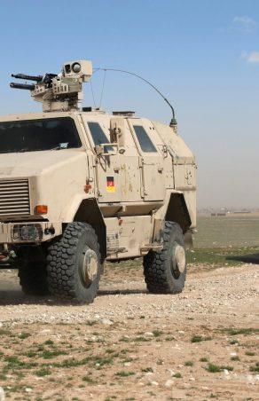 German Army orders 41 DINGO 2