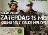 Dagboek van Onze Helden op 'de Telegraaf'
