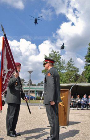Nieuwe commandant 11 Luchtmobiele Brigade