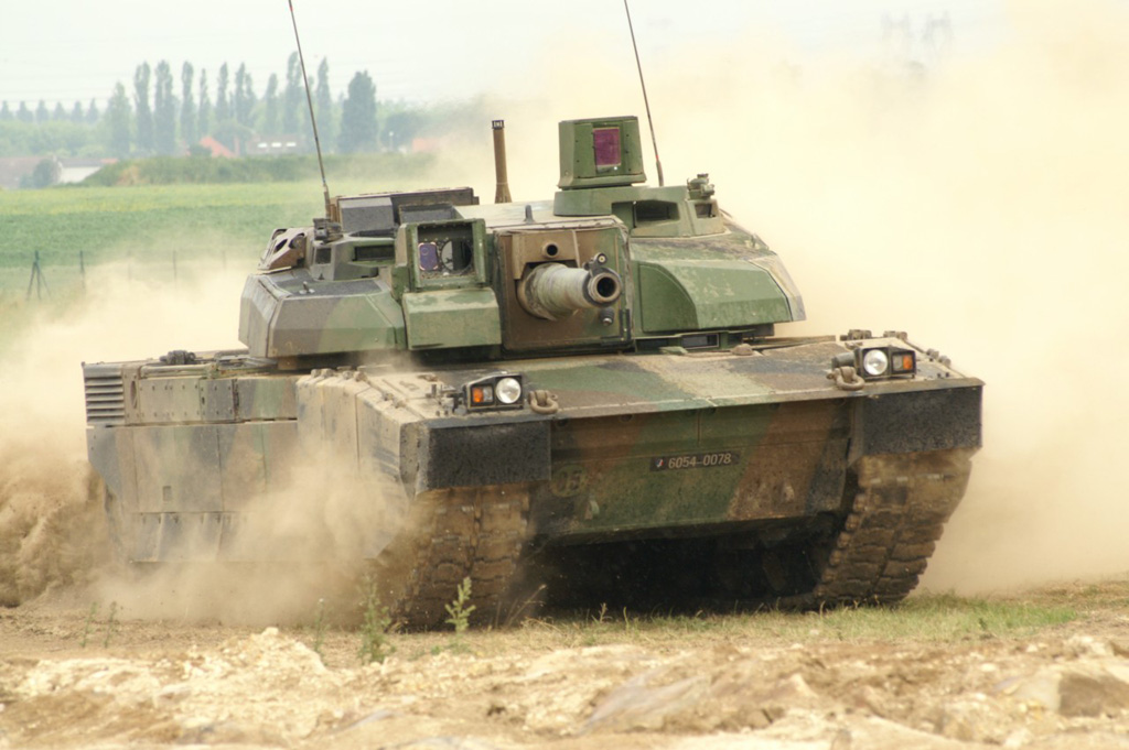 Leopard 2 Mbt Steals The Show In South Africa Dutch