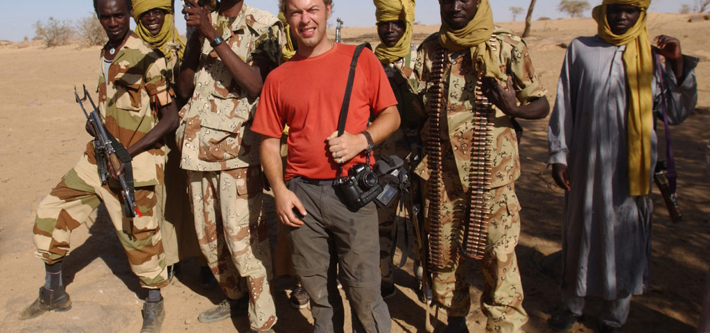 """Joeri Boom: """"Oorlog blijft een smerige zaak, hoe goed men het ook probeert te verpakken"""""""
