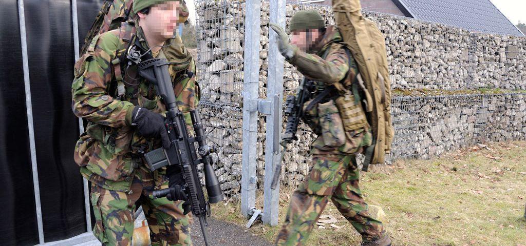 KCT sniper teams maken gebruik van Heckler & Koch 417