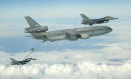 Royal Netherlands Airforce hit by drastic cuts