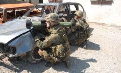 Schwere Handwaffen für Fallschirmjäger