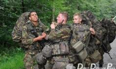 Oefenen in de voetsporen van de Poolse para's