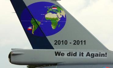 More Dutch F-16s transferred to Chile