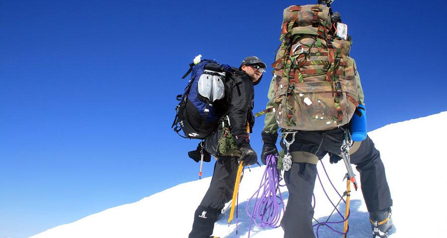 Heldenepos op 's werelds koudste berg