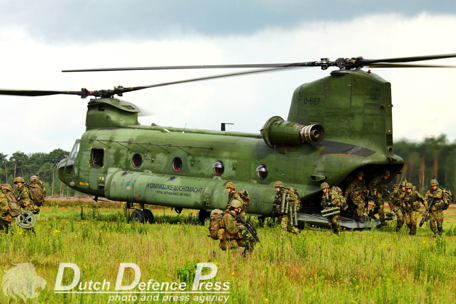 """Lowlands"" special operations air support"