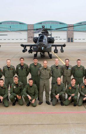 HWIC haalt het uiterste uit helikoptervliegers en loadmasters