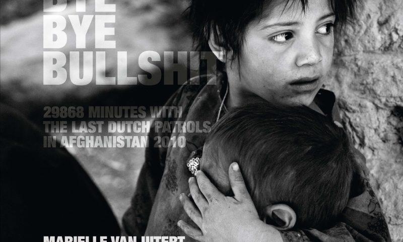 Marielle van Uitert and 'Bye Bye Bullshit'