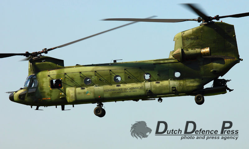 Dutch Defence Helicopter Command: Chinook and NH90 delays, Cougar deployment