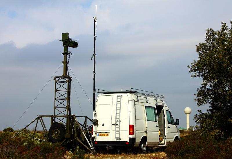 Ook een datalink is een essentieel onderdeel van een unmanned aerial system � Pieter Bastiaans en Safran