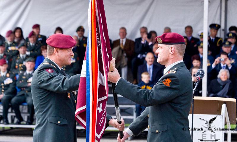 Brigadegeneraal Nico Geerts nieuwe commandant 11 Luchtmobiele Brigade