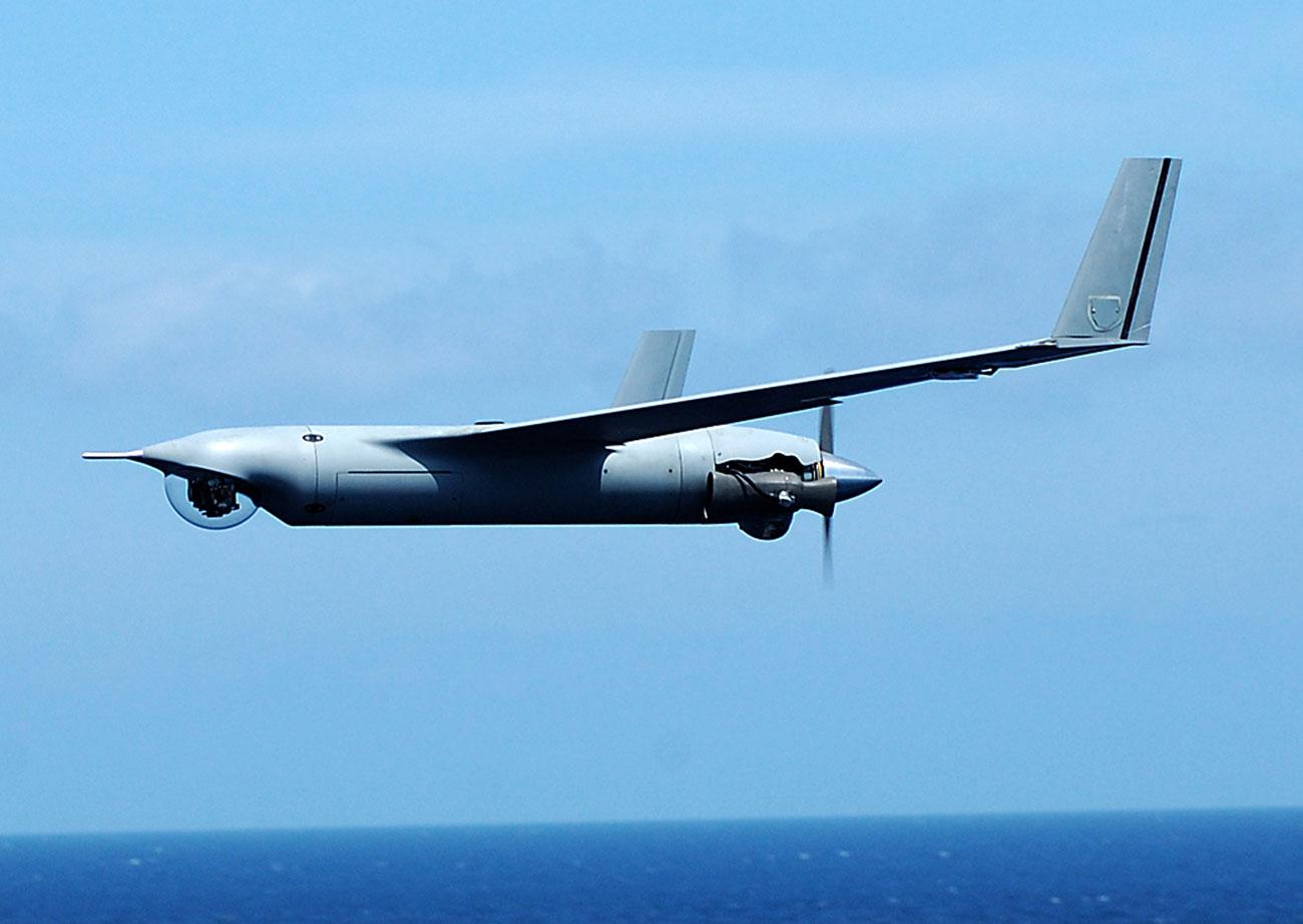 بريطانيا اشترت 657 طائرة عسكرية من دون طيار InsituScanEagle__057