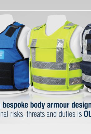 PPSS vests available in the Netherlands