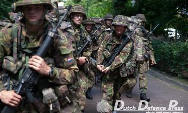 Historisch besef bij opleiding nieuwe aanwas luchtmobiele brigade