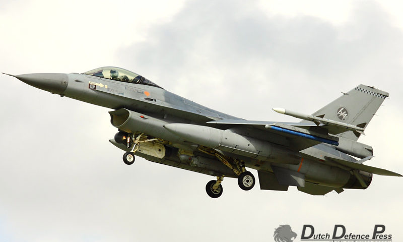 Frisian Flag 2012 – contractor support of air operations