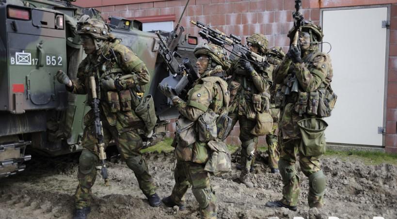 Nieuw leven voor pantserinfanterie