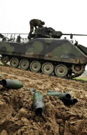 Dutch army withdraws YPR765 AIFV from service