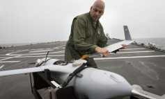 ScanEagle conducts its first operational mission in Dutch service
