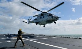 The Netherlands deploys NH90 for the first time