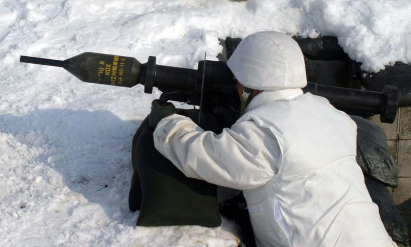Belgium orders Spike and Panzerfaust anti-armour weapons