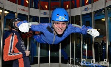 Fly... like Superman!