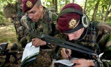 11 Air Manoeuvre Brigade gereed voor de toekomst - Nederlandse Rode Baretten tonen hun kunnen tijdens oefening Peregrine Sword 2012