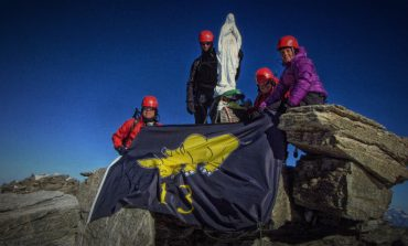 Geen bergtop te hoog voor 'Mount 13'