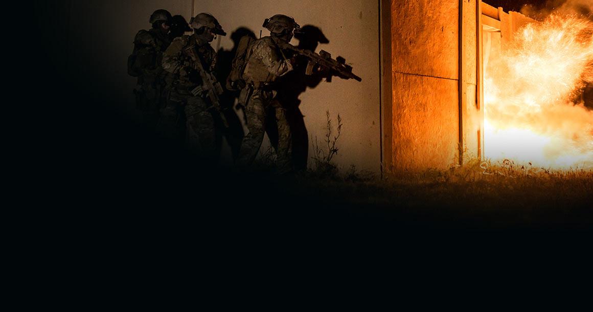 Nieuwe wervingscampagne Korps Commandotroepen gelanceerd