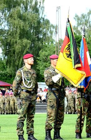 11 Luchtmobiele brigade opgenomen in Division Schnelle Kräfte