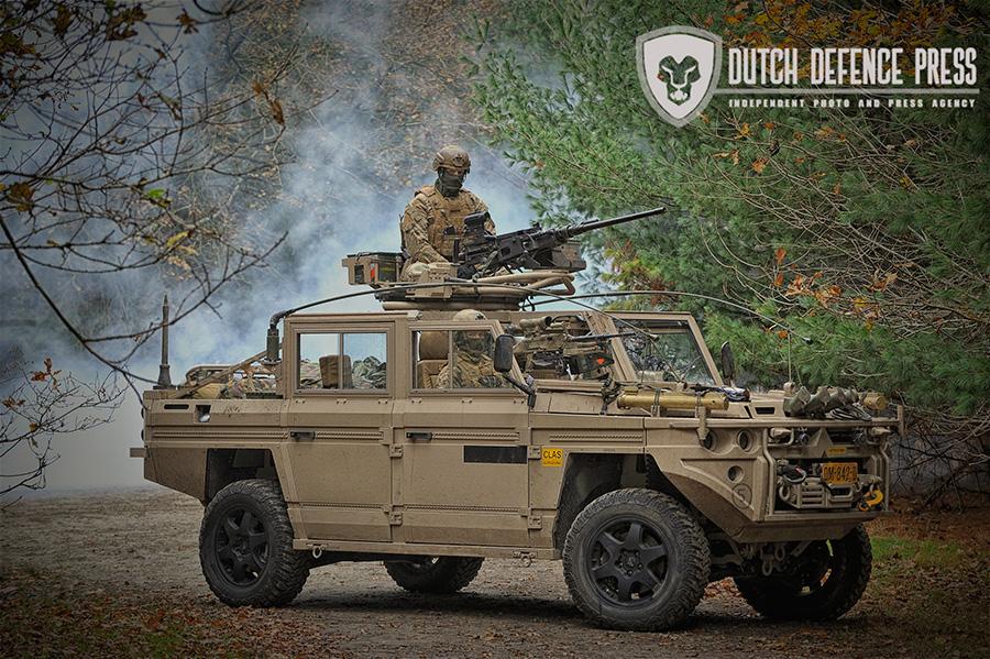 De VECTOR: het ultieme Special Operation Forces-voertuig die de commando's altijd al hadden willen hebben.