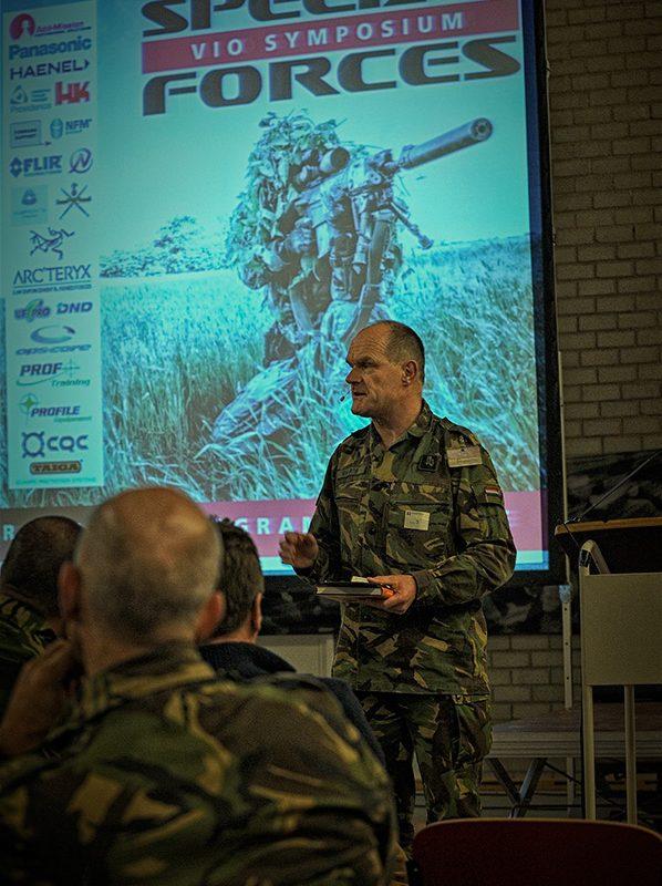 Symposium in de bakermat van de Special Forces