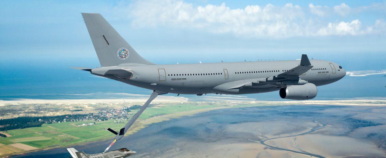 Nederland en Luxemburg kopen samen tankvliegtuigen