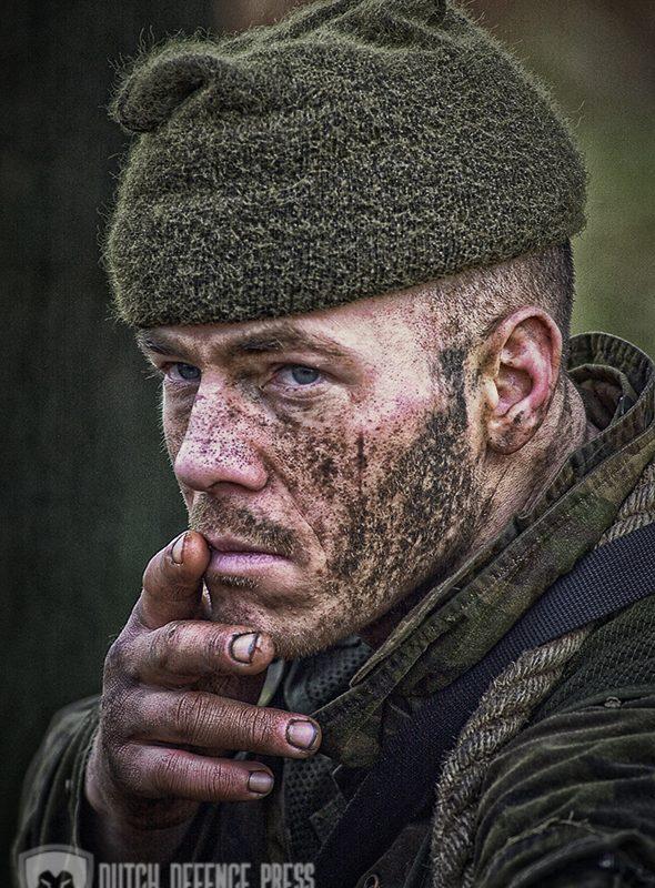 Opleiden en vormen van schaduwkrijgers bij het Korps Commandotroepen