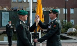 Nieuwe commandant Korps Commandotroepen