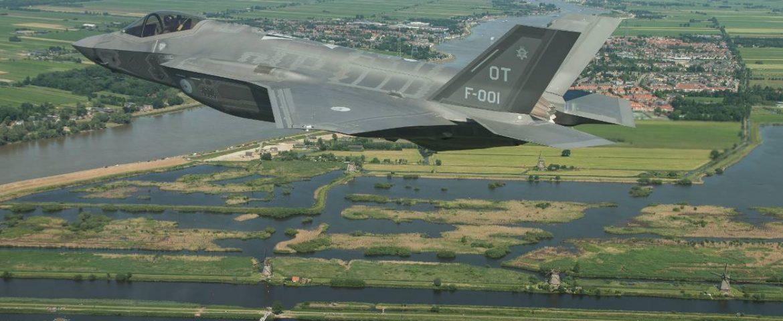 Wederom prijsdaling voor F-35