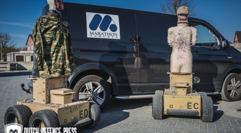 Realistisch trainen met autonome robots