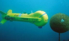 ECA GROUP equips Lituanian Navy with its underwater robot K-STER, an efficient ROV solution for sea mines clearance