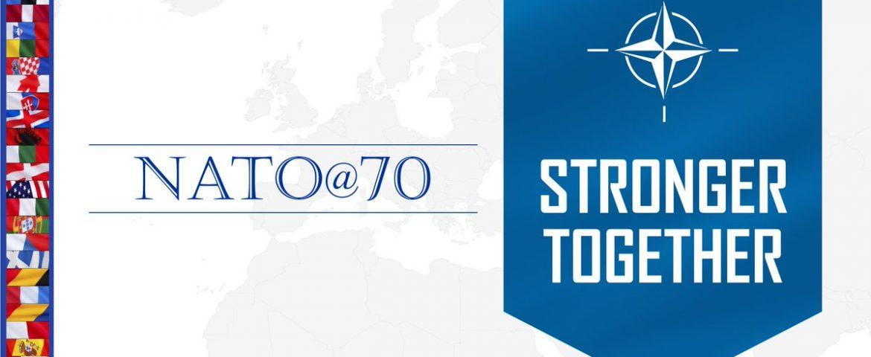 Jaarrapport 2019 van NAVO secretaris-generaal Stoltenberg